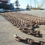NDT Non Destructive Testing Mooring Chain Inspection