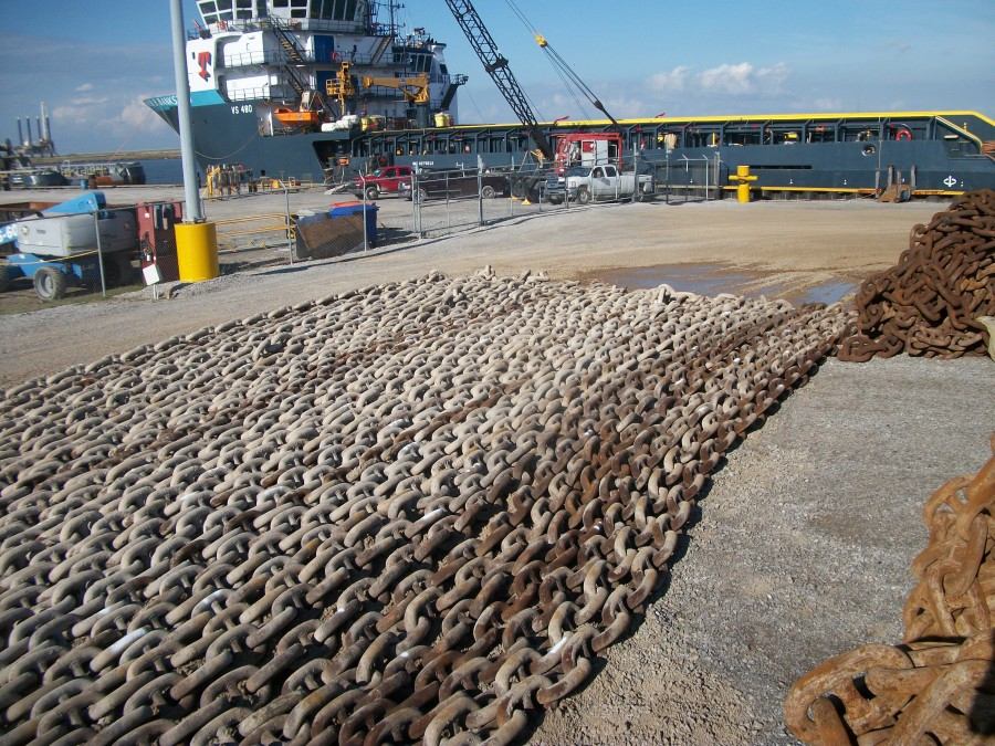 Mooring Chain Inspection | Premier Worldwide, Inc  A Non